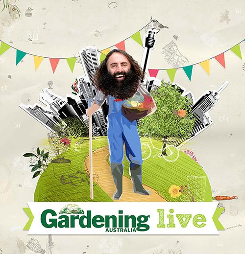 Gardening australia live in sydney starts at 60 for Gardening 101 australia