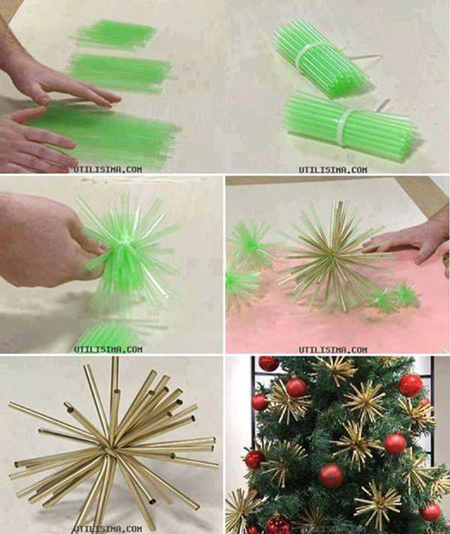 Christmas Tree Setup Instructions : Diy christmas decorations to make with the grandkids