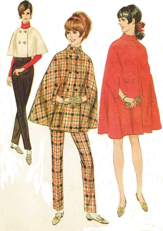 Sewing Patterns From The 40s And 40s Starts At 40 Interesting 1960s Patterns