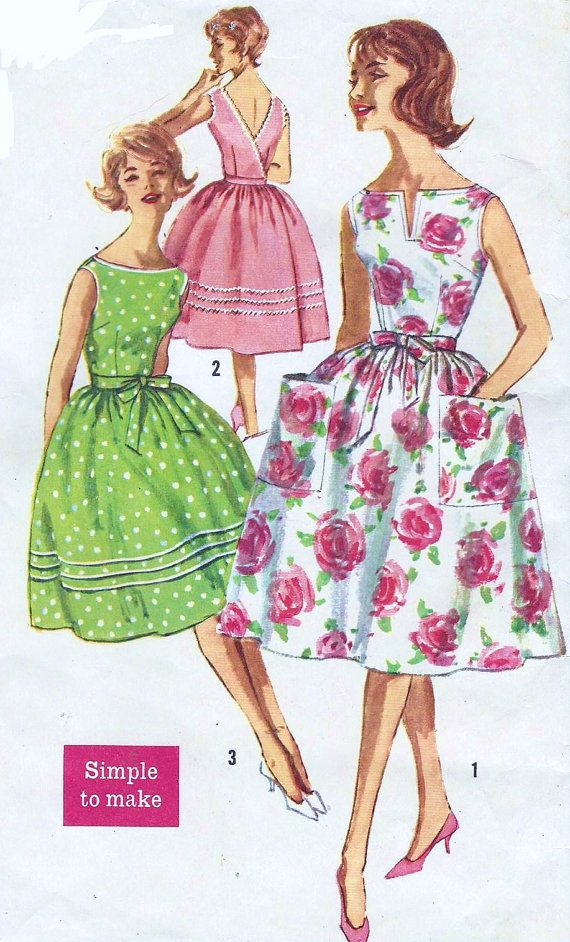 Remember making it yourself with these classic sewing patterns ...