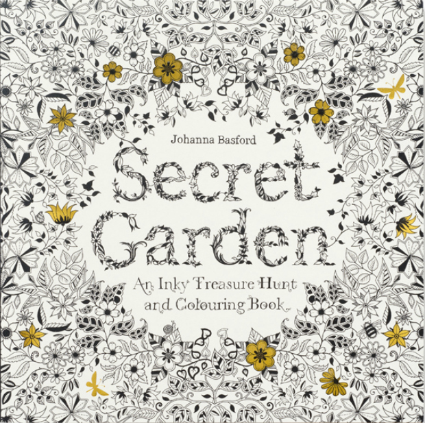Basfords Intricately Drawn Pictures Of Flora And Fauna In Secret Garden Have Sold 14 Million Copies Worldwide To Date With The Newly Released Follow Up