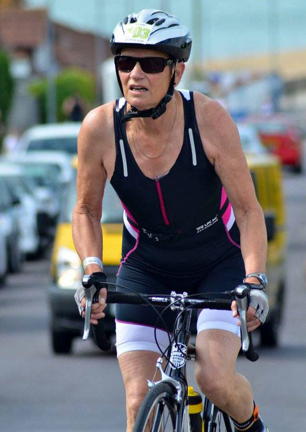 This Woman Completed Her First Ironman Competition At 60 After Beating Cancer