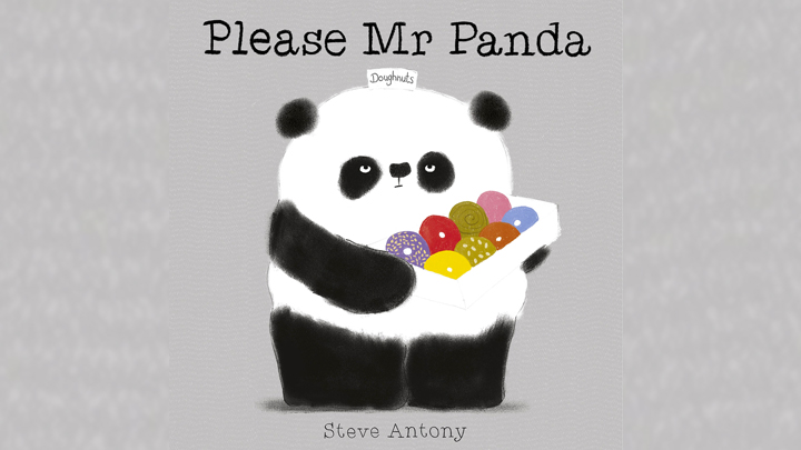 Kids, Let's Read – Please Mr Panda – Starts at 60