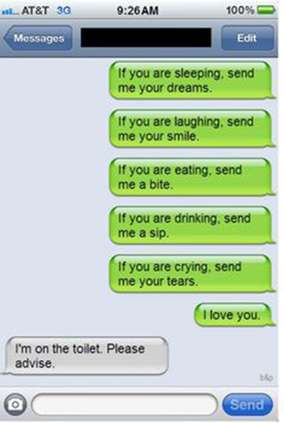 cheerful text messages