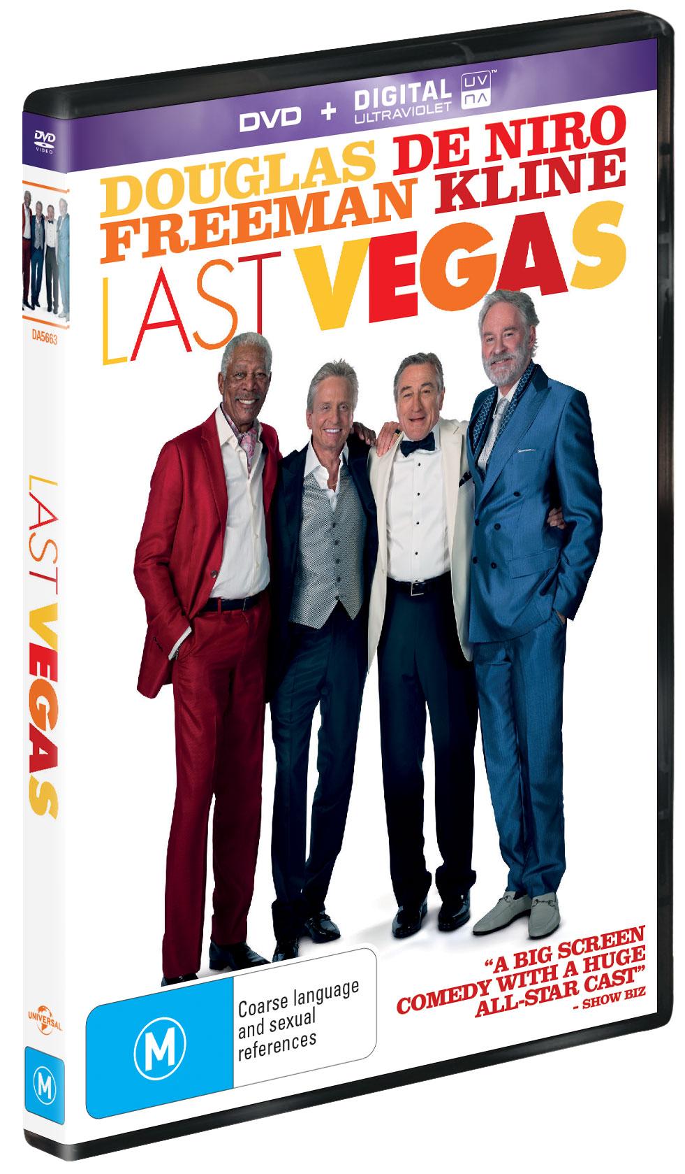 Last Vegas Dvd: Awesome Last Vegas Released On DVD!