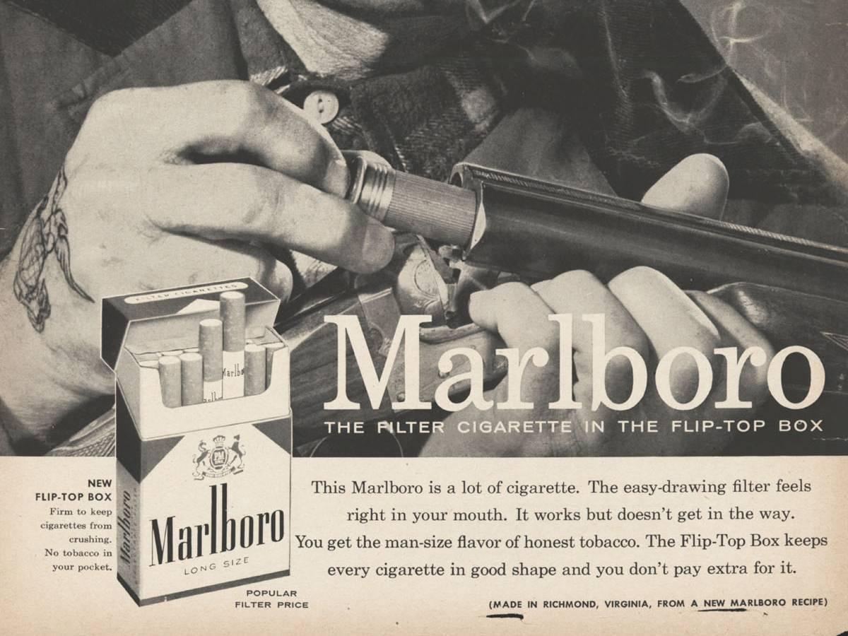 Canadian cigarettes Marlboro similar to Marlboro
