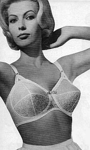 Remembering The Evolution Of Lingerie Starts At 60