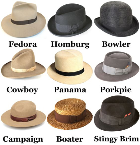 4cbb7b9081f7f The 60s and 70s were known for the fabulous hats we used to wear! - Starts  at 60