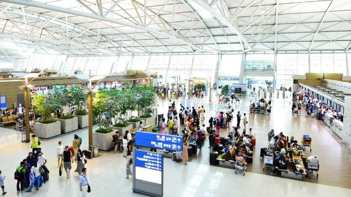 Seoul's Incheon International Airport.