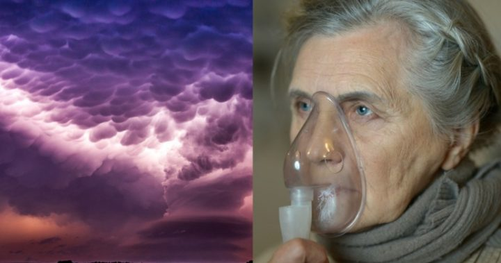 Thunderstorm asthma is a real thing that's killed 2 people in Australia