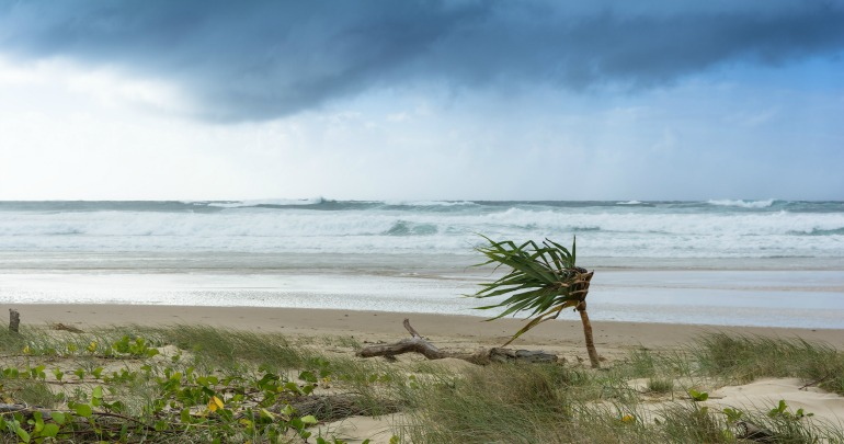 Byron bay monthly weather