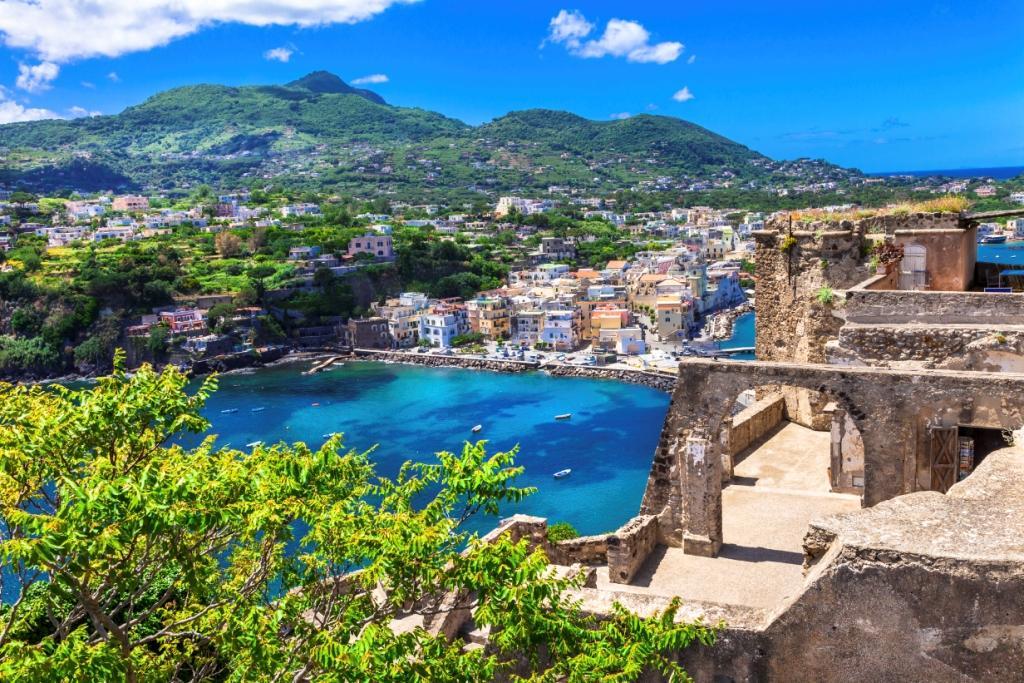 Ischia Island Italy  city photos gallery : Ischia Island, Italy