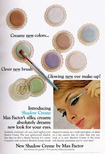 Remembering the makeup we used to love in the 60s and 70s! - Starts at 60