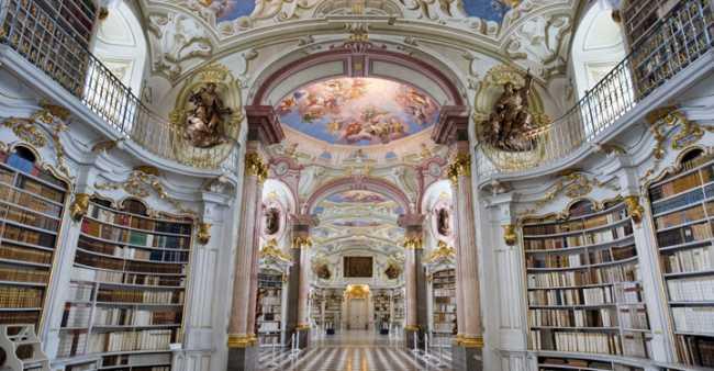 austria-library