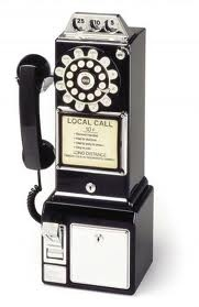 coin telephones