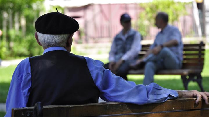 lonliness of seniors