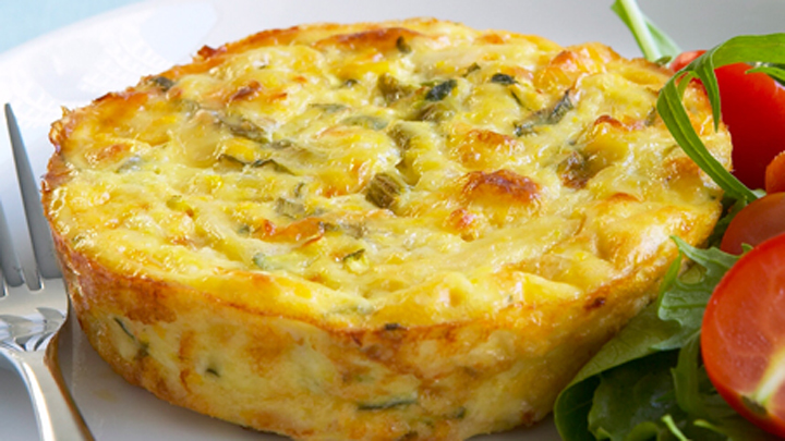 Leftover Chicken And Corn Frittatas Starts At 60