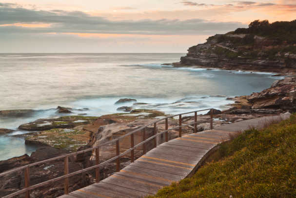 Great Coastal Walk Sydney NSW shutterstock_162122351