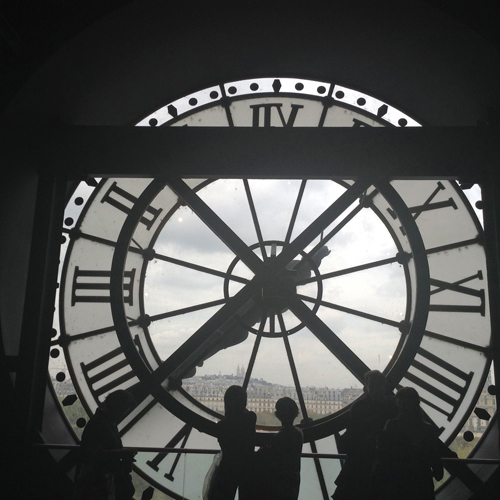 musee d'orsay window