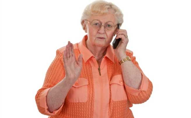woman on phone, hold it gesture