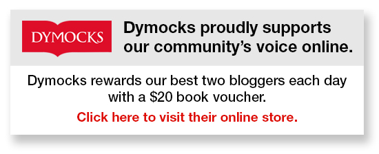 Dymocks Blogger Rewards