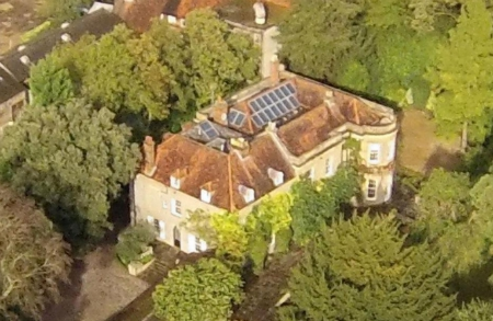 med-AERIAL Mill House in Sonning Eye UK