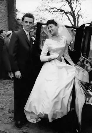 1. Our Wedding. 1959