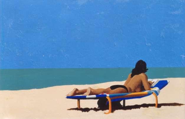 2. Spanish Beach!