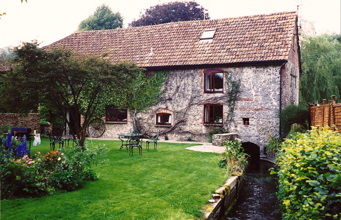 Old Mill House, listed in Doomsday Book, now a home!