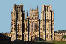 Front of Wells Cathedral - Copy