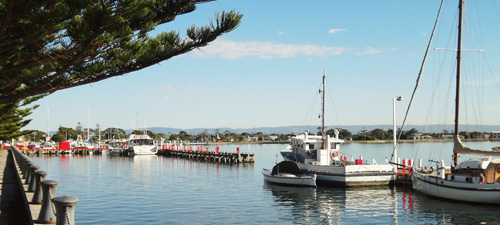 Port Albert, Gippsland