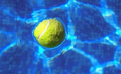 tennisballpool