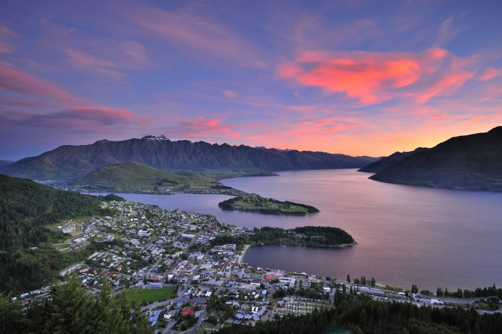 If you're looking for a picture-perfect moment, Queenstown has you covered.