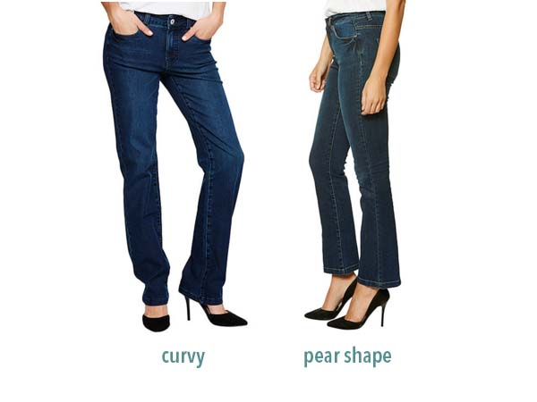 JEANS TO FIT AND FLATTER 1