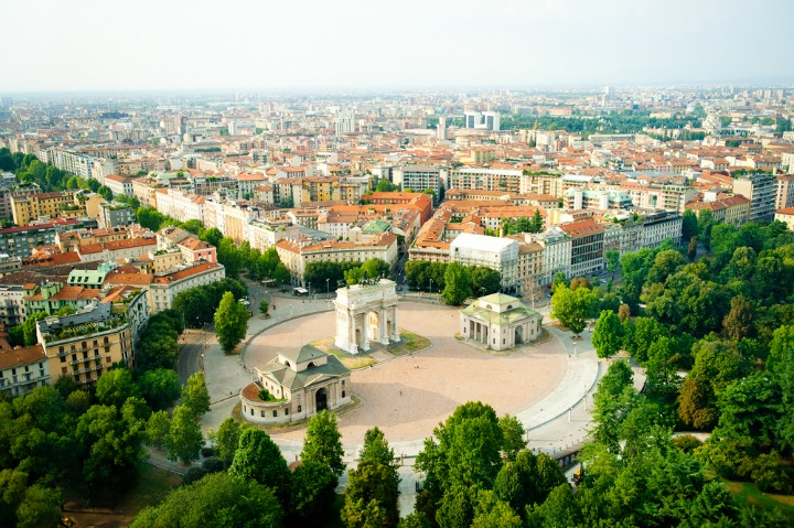 Gorgeous Milan is home to more than just fashion.