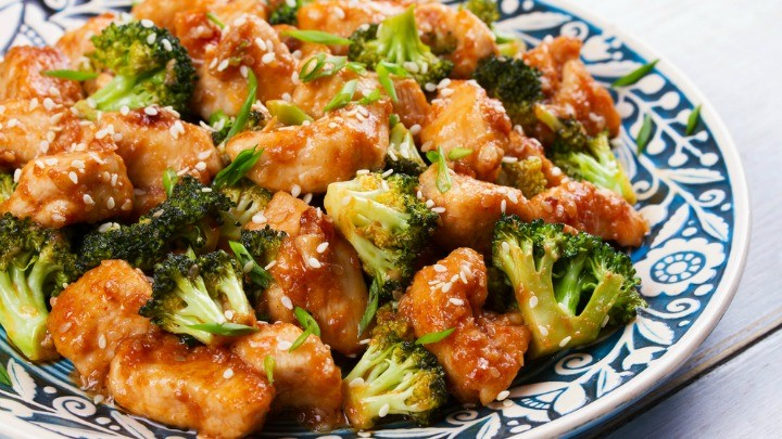 Healthy chinese honey chicken starts at 60 honey chicken is always one of the most popular recipes on a chinese takeaway menu forumfinder Images