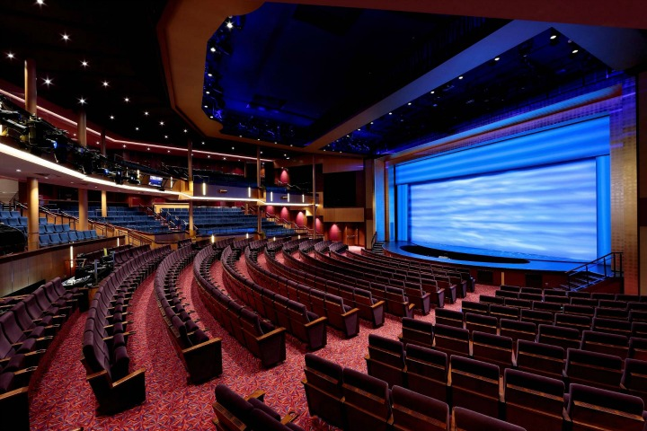 Catch the latest movies in the state of the art theatre.