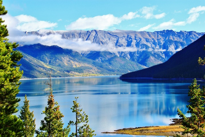 Take the time to visit the country's pristine lakes.