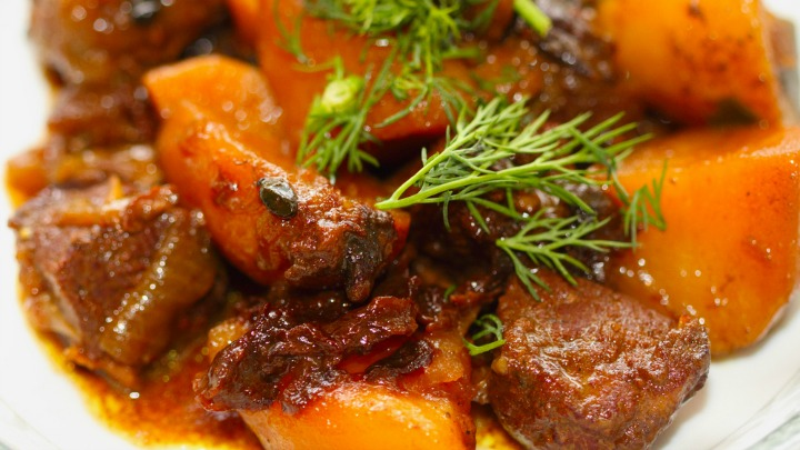 Irish lamb stew | Starts at 60