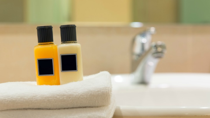 Things to do with your unused hotel toiletries