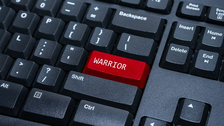 The Gallery For Gt Keyboard Warrior