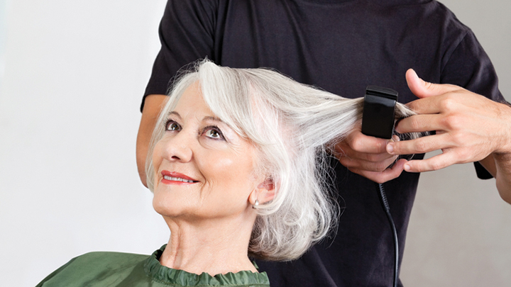 6 ways women can avoid thinning hair | Starts at 60