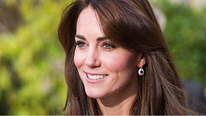 Duchess Catherine smoulders in simple yet stunning ensemble