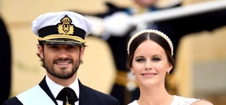 Princess Sofia of Sweden stuns in official photos