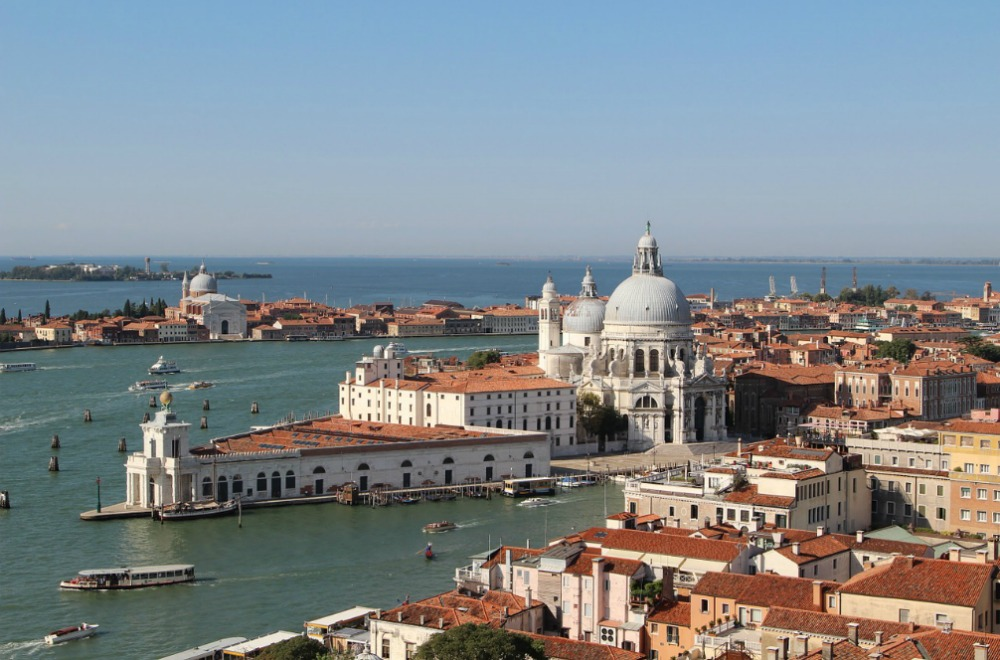 Venice for over-60 travellers