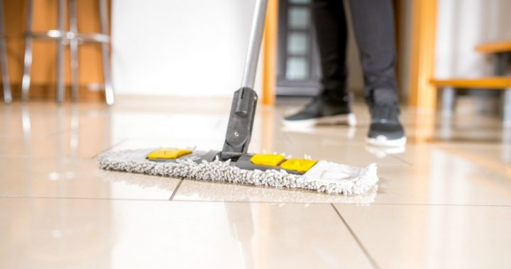 How do you clean your tiled floors? How often do you clean them?