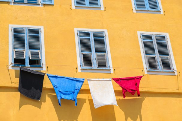 How to do your laundry while you travel