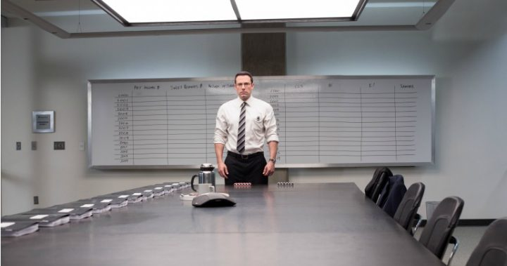 The Accountant stars Ben Affleck as a maths savant uncooking the books for a new client.