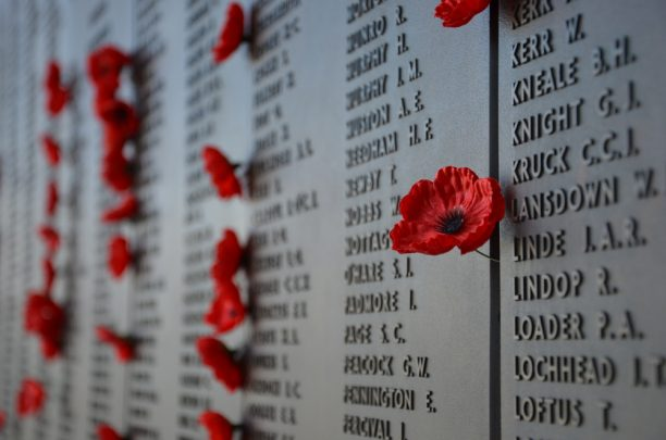 Important reflections during Remembrance Day's one minute of silence