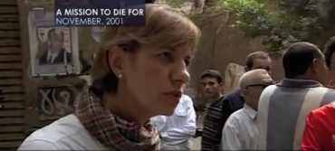 Liz Jackson is an award-winning journalist. Photo: YouTube (@ABC News (Australia).